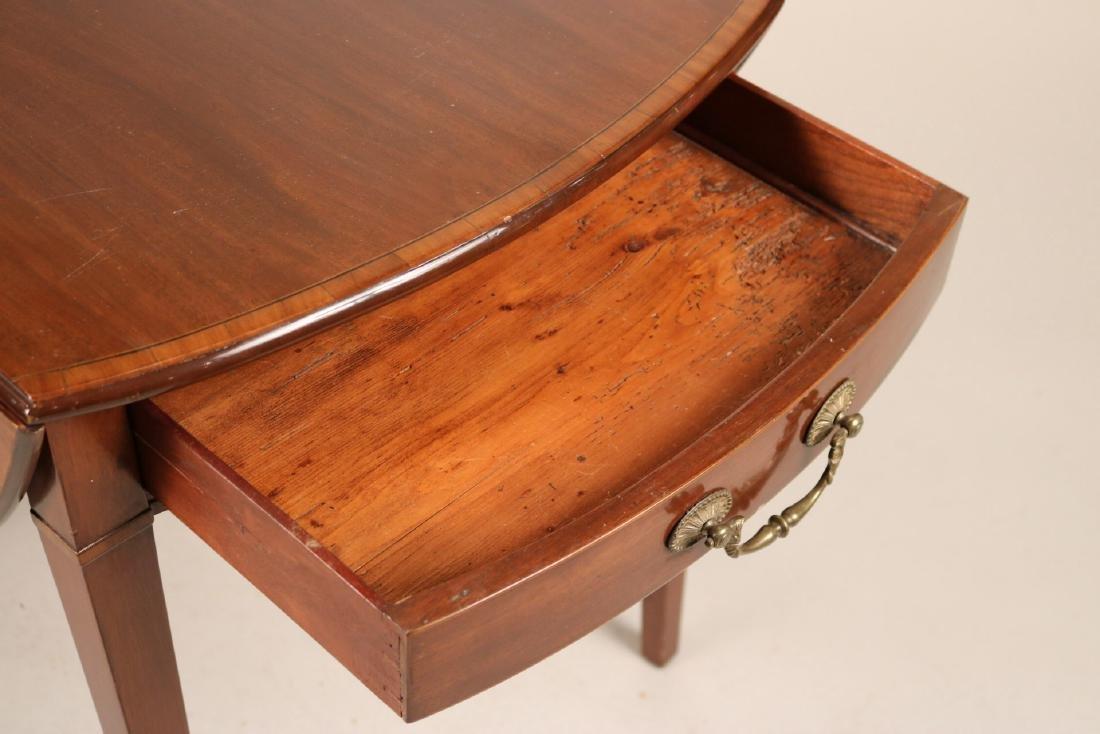 Federal Inlaid Mahogany Pembroke Table - 3