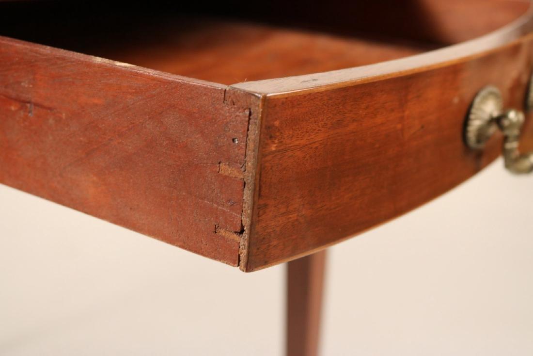 Federal Inlaid Mahogany Pembroke Table - 4