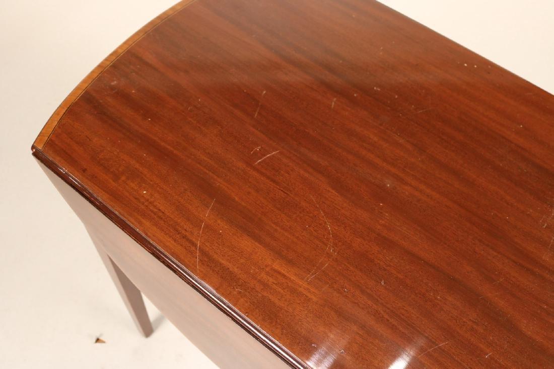 Federal Inlaid Mahogany Pembroke Table - 5