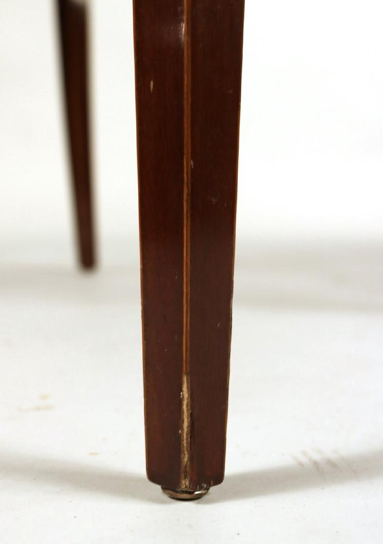 Federal Inlaid Mahogany Pembroke Table - 4
