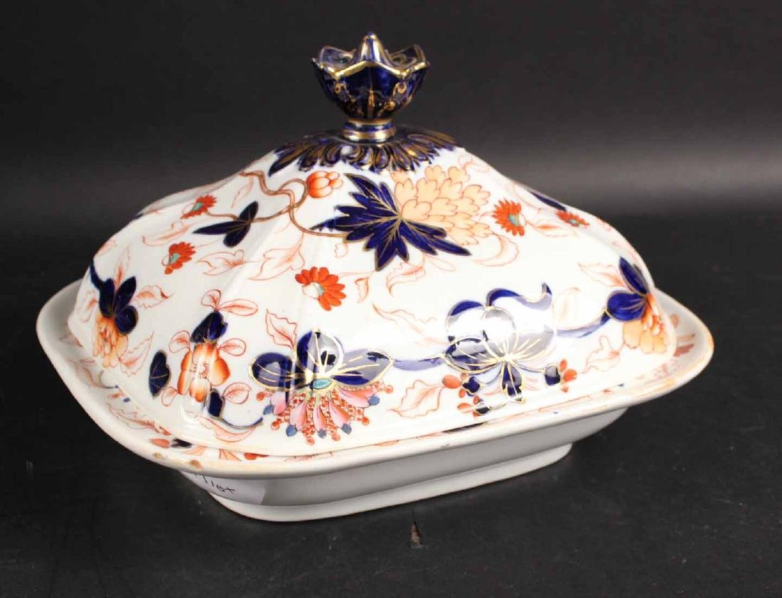 Group of Imari Porcelain Table Articles - 10