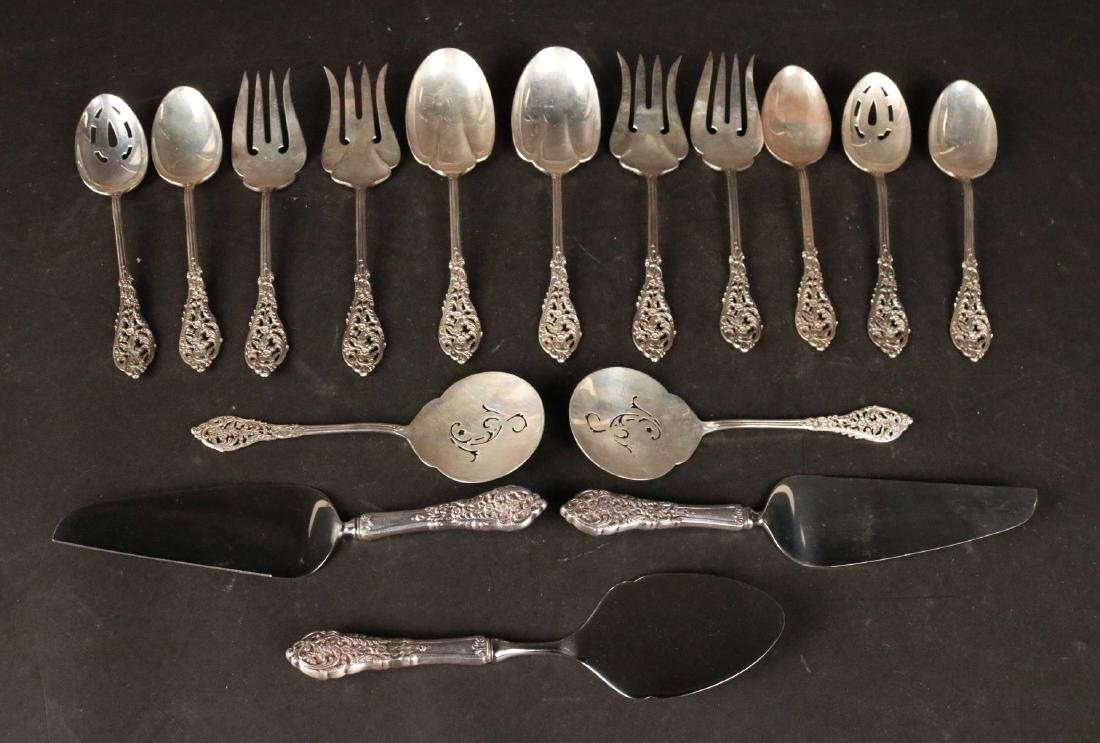 Reed & Barton Sterling Silver Serving Pieces