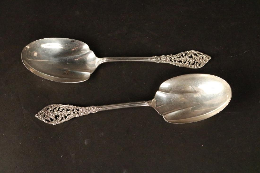 Reed & Barton Sterling Silver Serving Pieces - 8