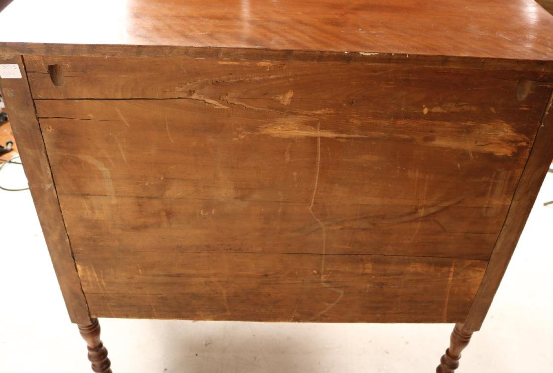 Federal Birch and Maple Chest of Drawers - 9