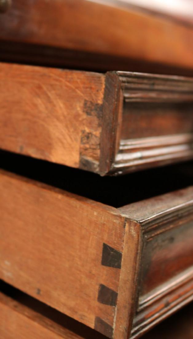 Queen Anne Child's Slant Front Desk - 4