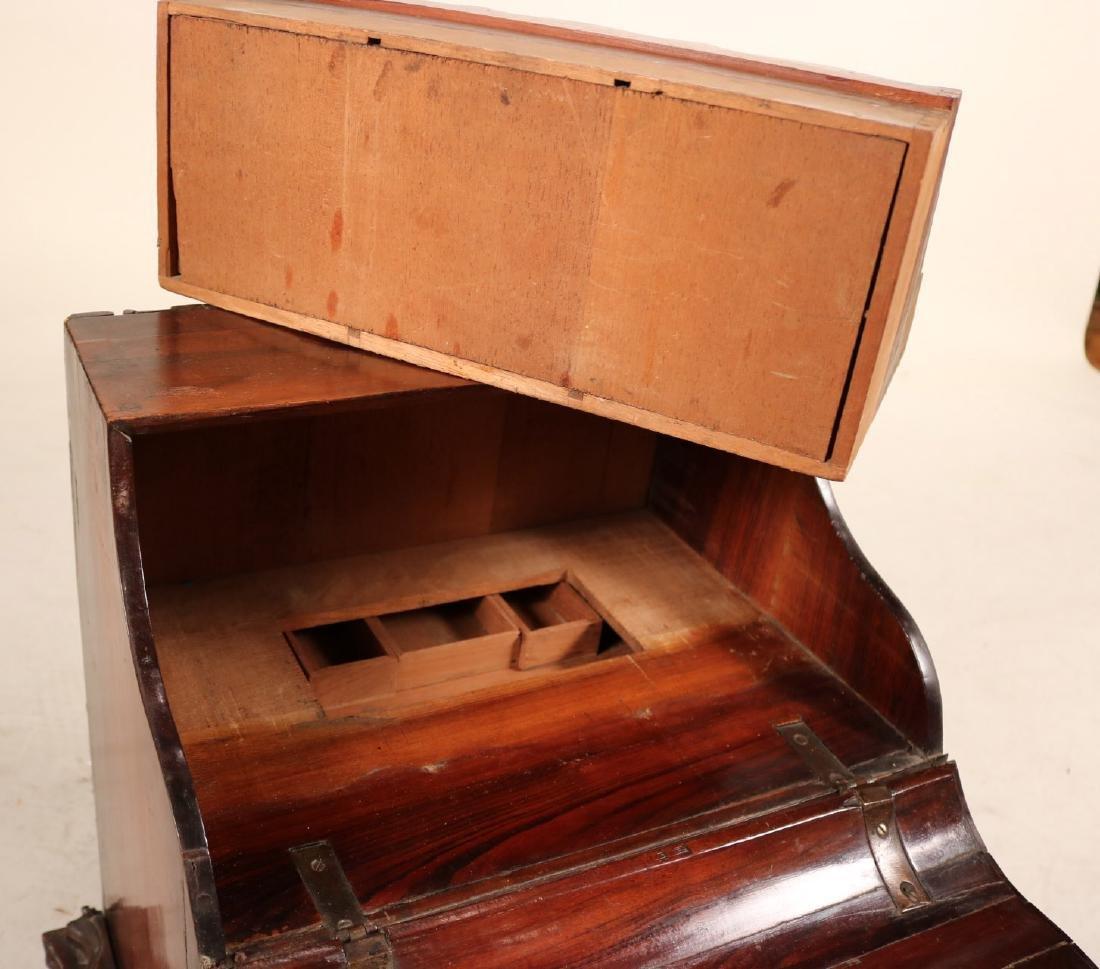 Queen Anne Child's Slant Front Desk - 9