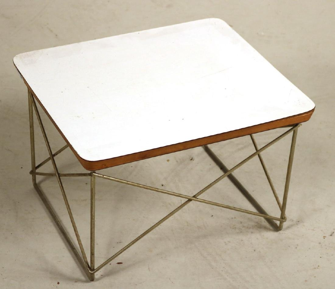Three Charles &Ray Eames for Herman Miller Tables - 2