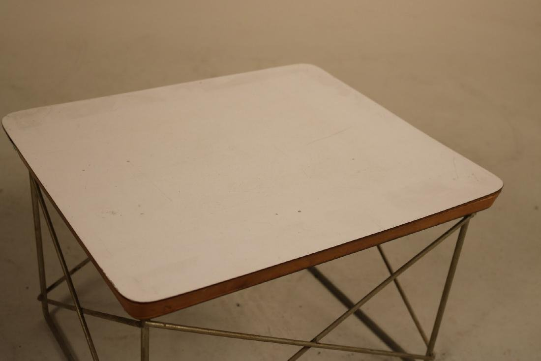 Three Charles &Ray Eames for Herman Miller Tables - 4
