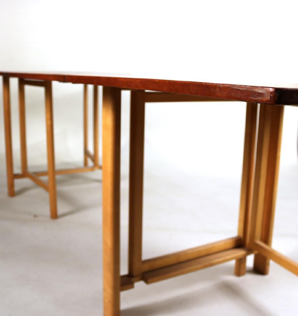 "Bruno Mathsson ""Maria"" Dining Table - 6"