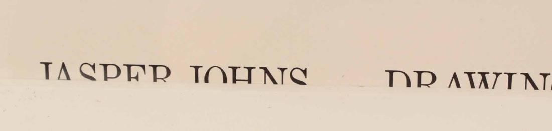 Jasper Johns Signed Poster Leo Castelli - 4