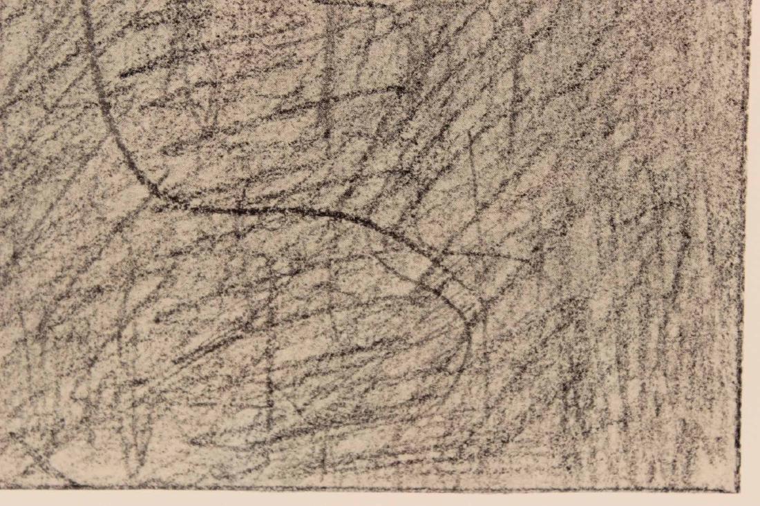 Jasper Johns Signed Poster Leo Castelli - 6
