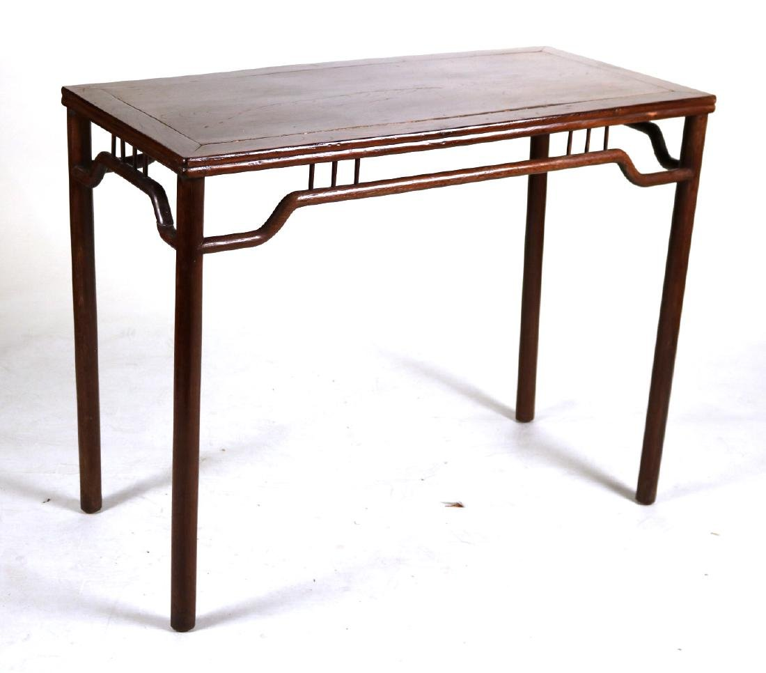 Chinese Hardwood Altar Table