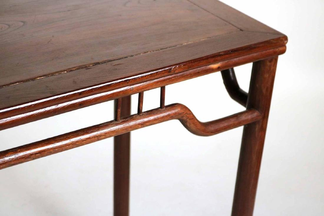 Chinese Hardwood Altar Table - 4