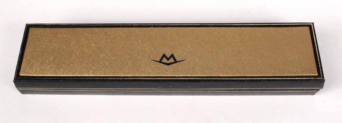 "Movado 14K Yellow Gold Ladies ""Museum"" Wristwatch - 4"