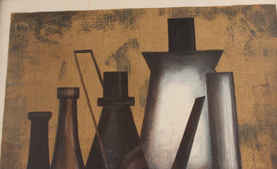 Lithograph, Still Life, Herbert Breiter - 5