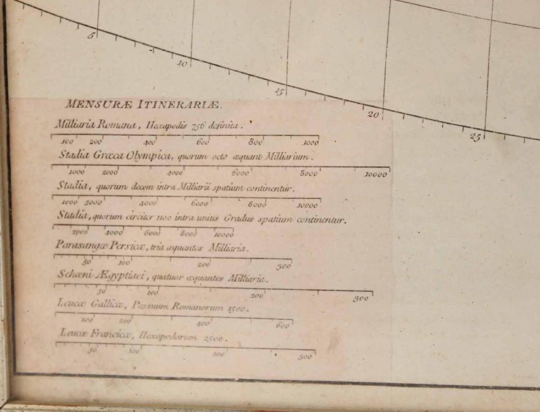 """Map, Orbis Veteribus Notus..."""" - 5"""
