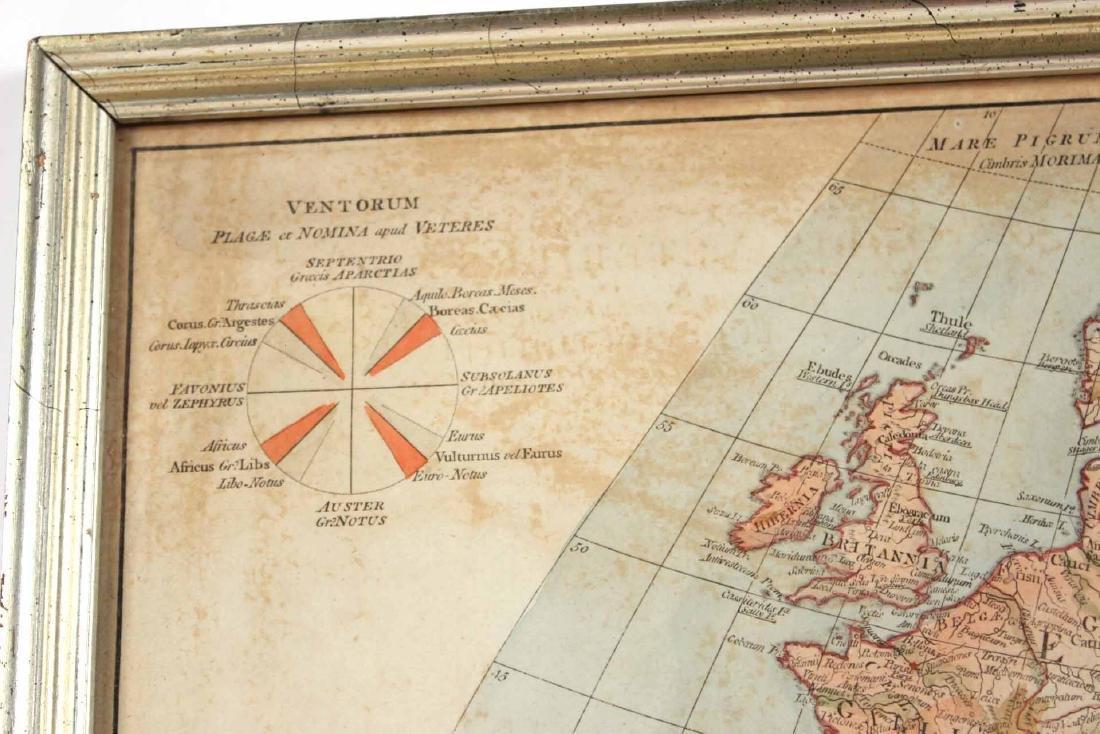 """Map, Orbis Veteribus Notus..."""" - 6"""