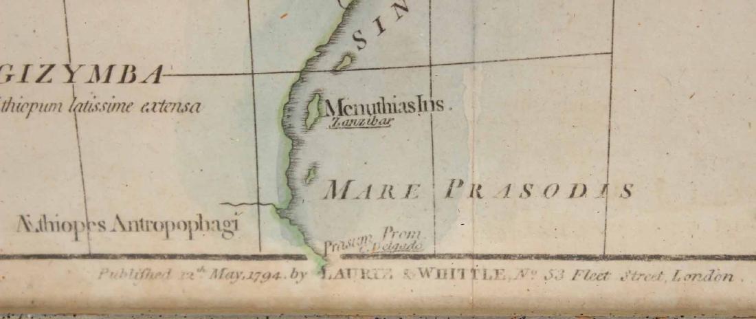 """Map, Orbis Veteribus Notus..."""" - 7"""