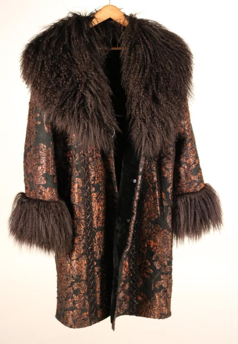 Mongolian Trim and Shearing Jacket