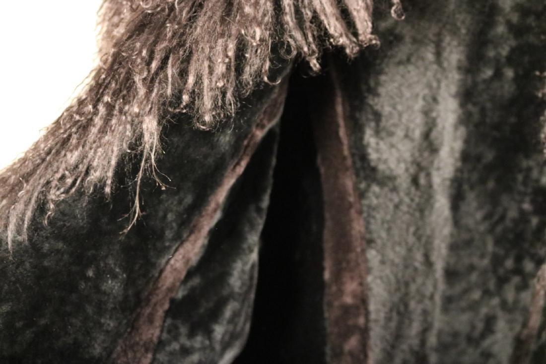 Mongolian Trim and Shearing Jacket - 5
