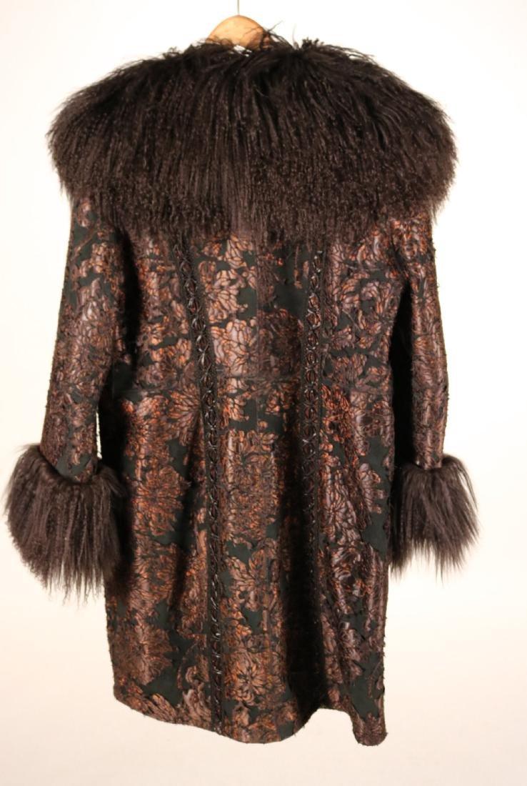 Mongolian Trim and Shearing Jacket - 7