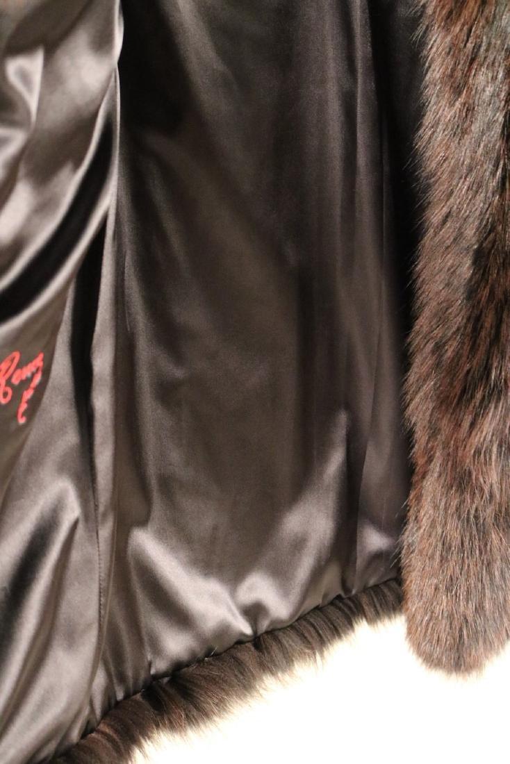 Beaver Fur Jacket - 4