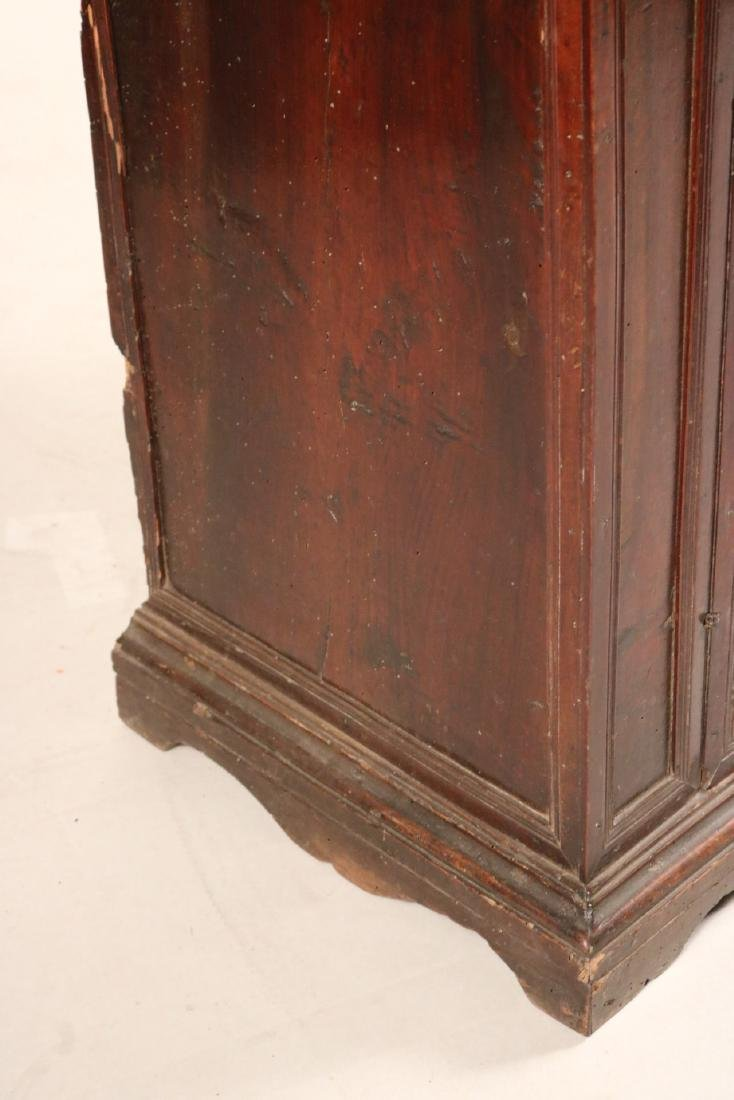 Baroque Style Carved Walnut Lift-Top Cabinet - 3