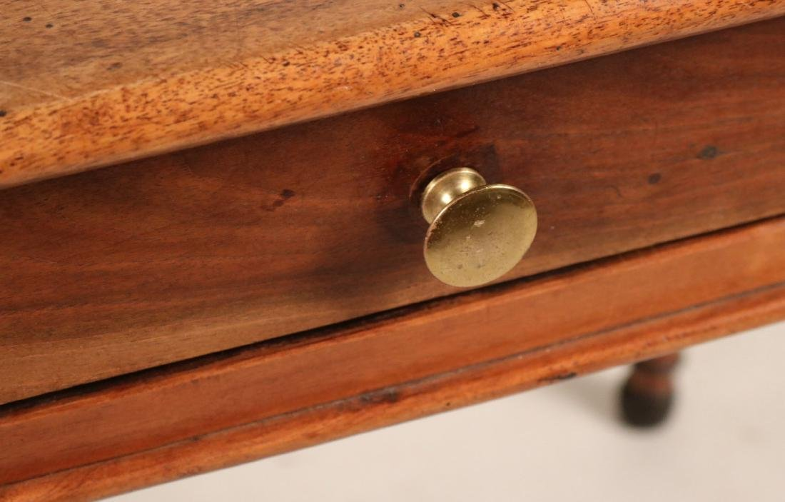 Provincial Style Cherrywood Pier Table - 4