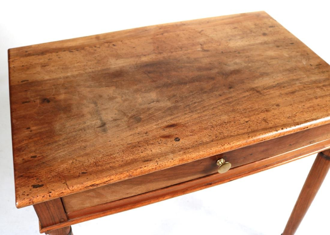 Provincial Style Cherrywood Pier Table - 5