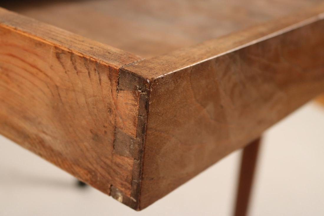 Provincial Style Cherrywood Pier Table - 8