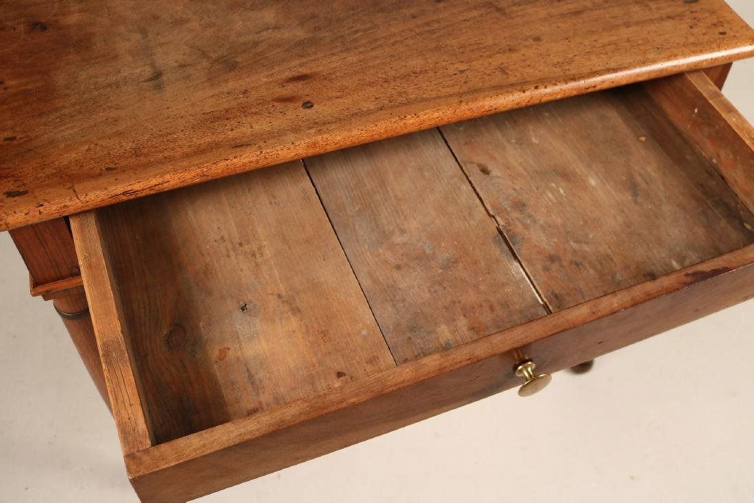 Provincial Style Cherrywood Pier Table - 9