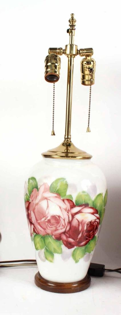 Brass Samovar Fitted as a Lamp - 2
