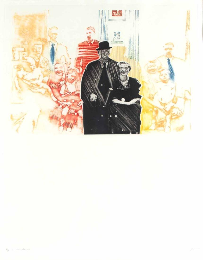 Pichas Cohen Gan Abstract Print - 2