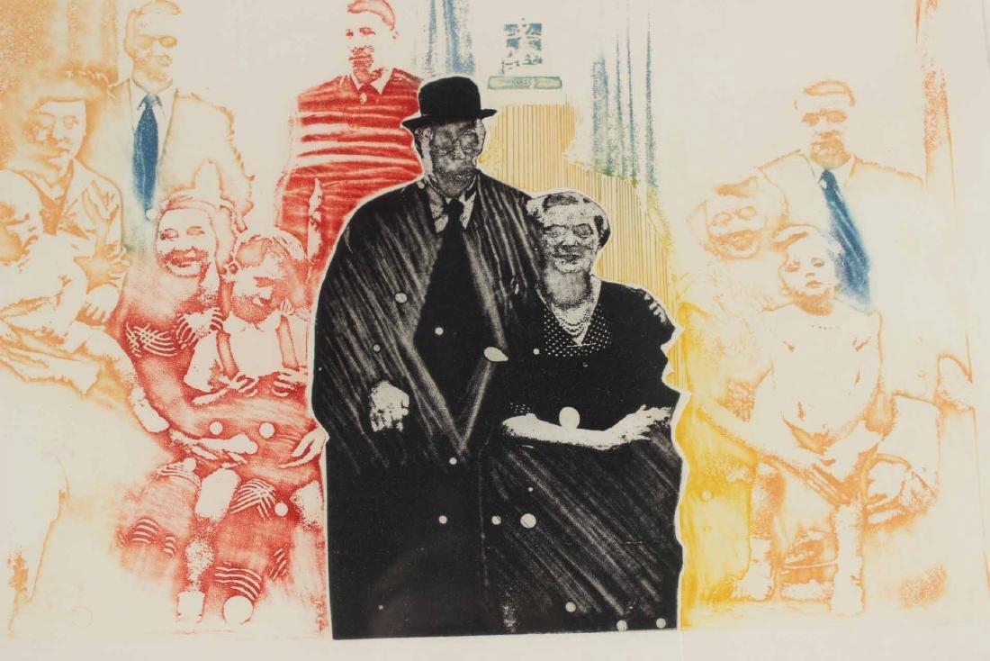 Pichas Cohen Gan Abstract Print - 5