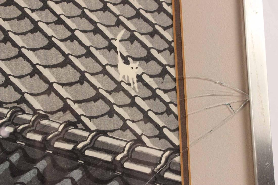 Japanese Woodblock Print, Sekino - 4