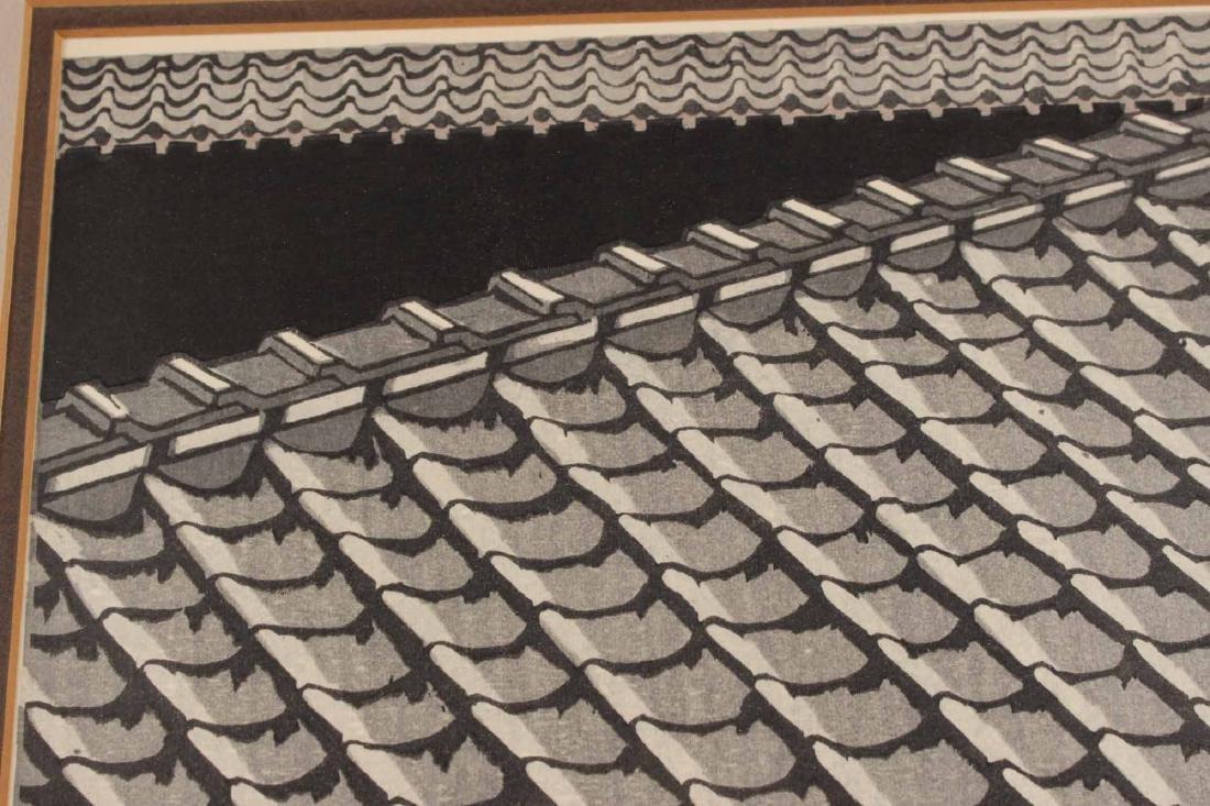 Japanese Woodblock Print, Sekino - 5