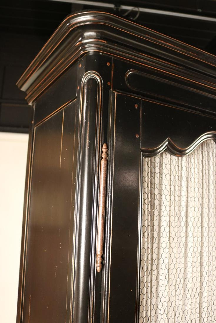 French Provincial Style Armoire - 4