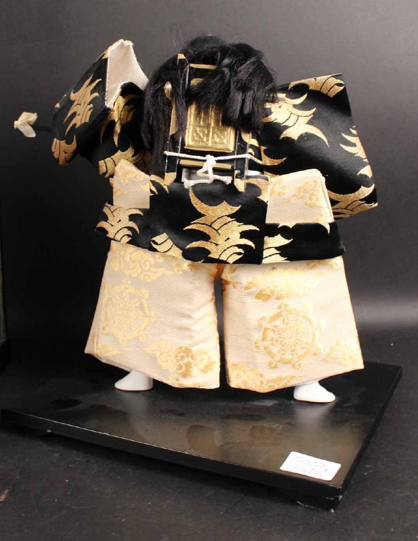 Three Japanese Standing Dolls - 6