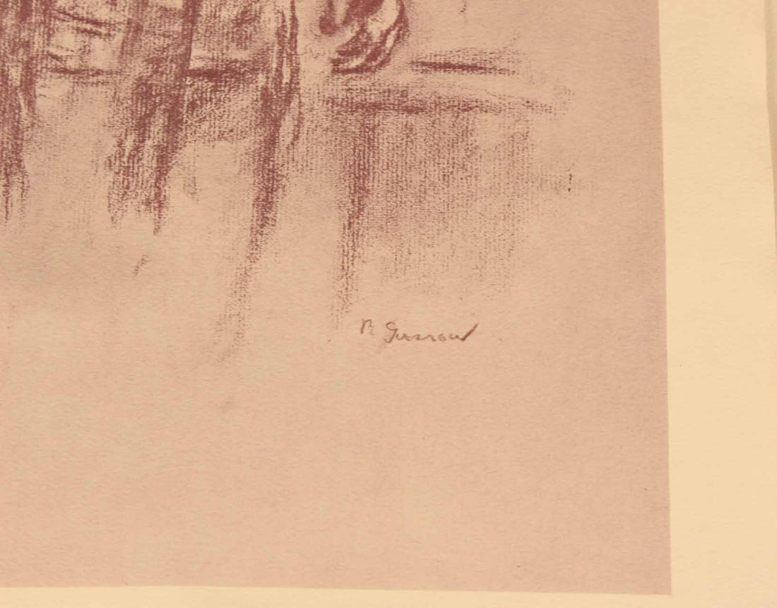 "Four ""Jewish Life"" Prints by Barnard Gussow - 6"
