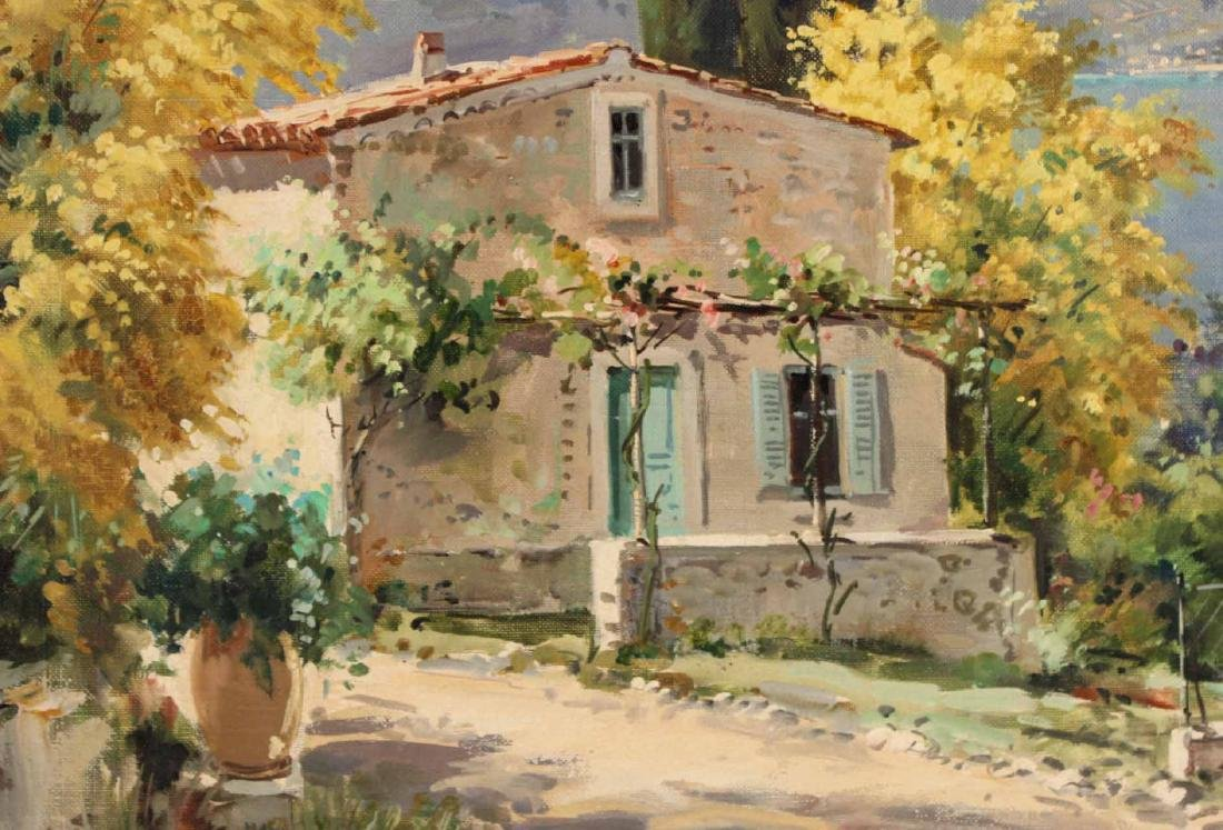 Oil on Canvas, Landscape, Lucien Potronat - 4