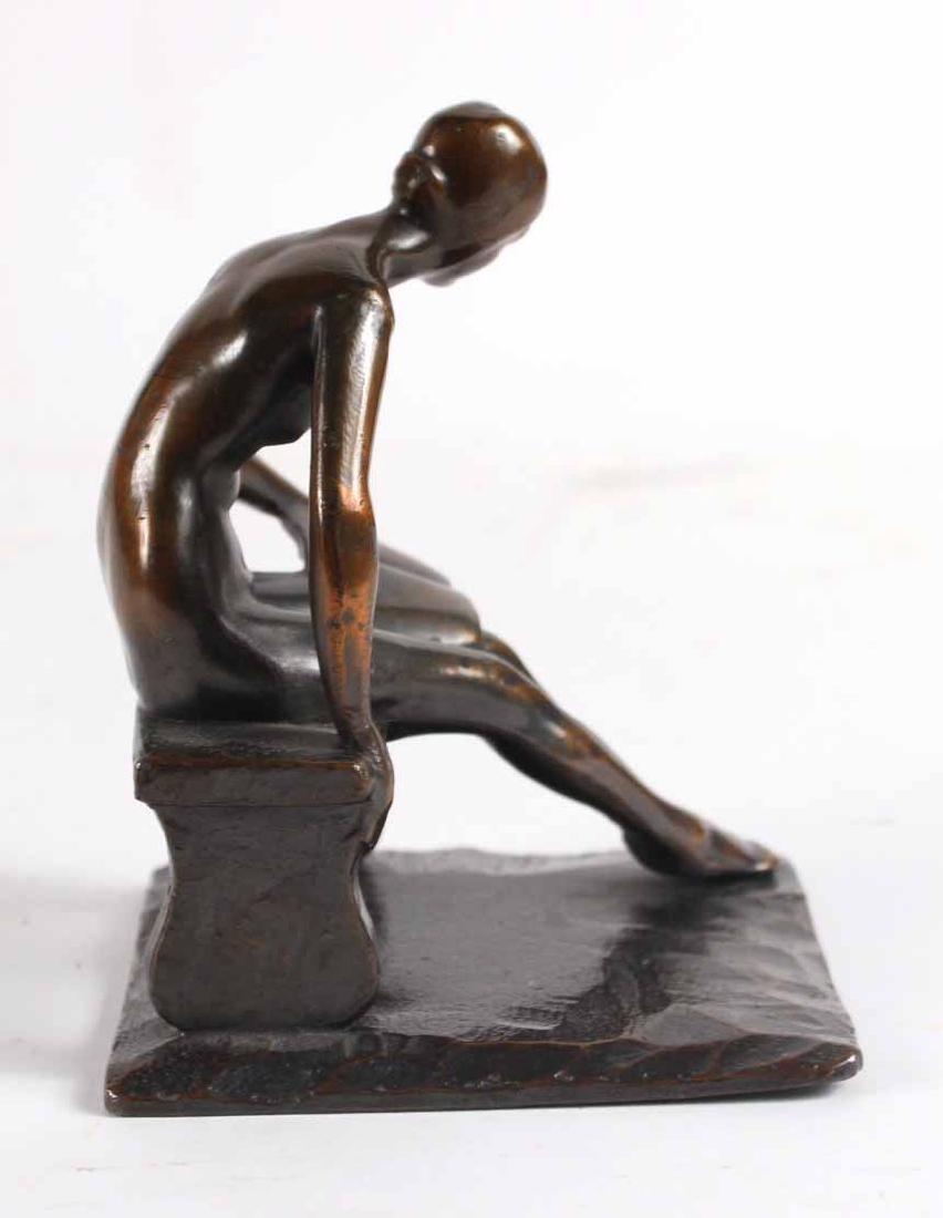 Bronze Nude, Robert Garret Thew - 3