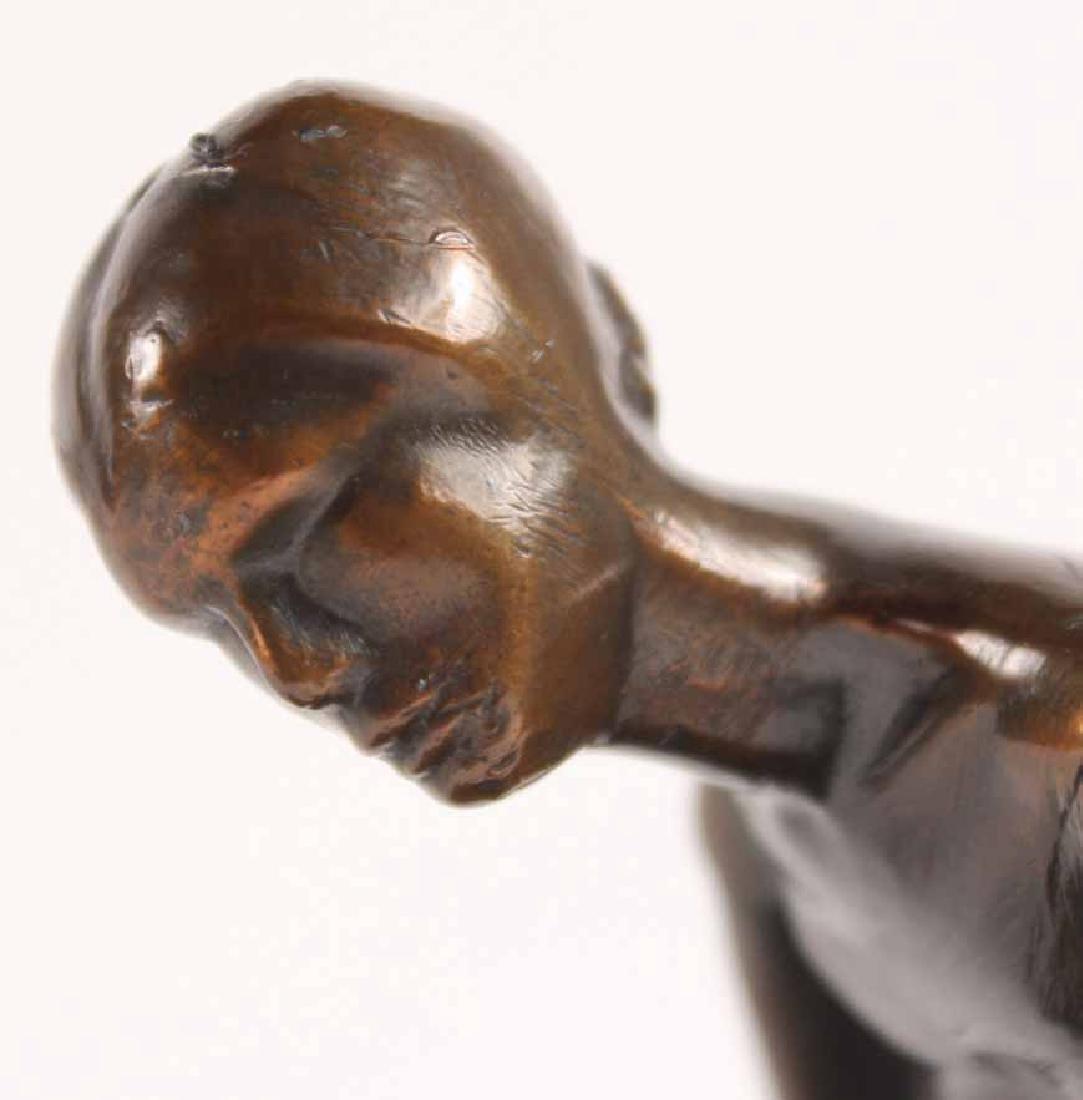 Bronze Nude, Robert Garret Thew - 5