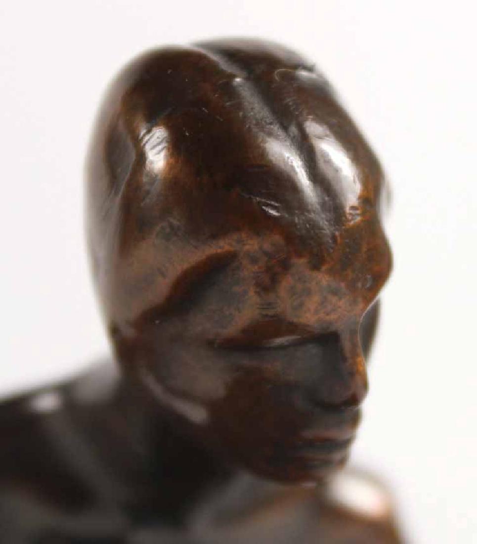 Bronze Nude, Robert Garret Thew - 7