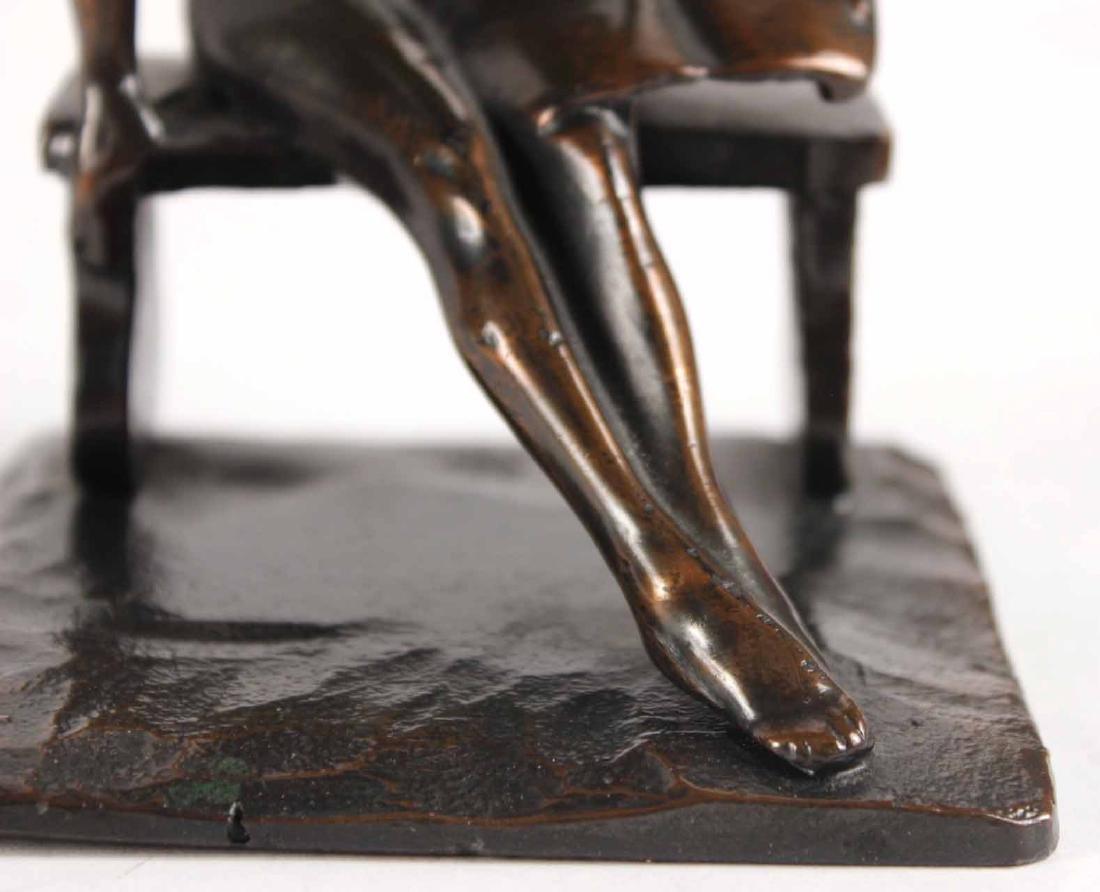 Bronze Nude, Robert Garret Thew - 8