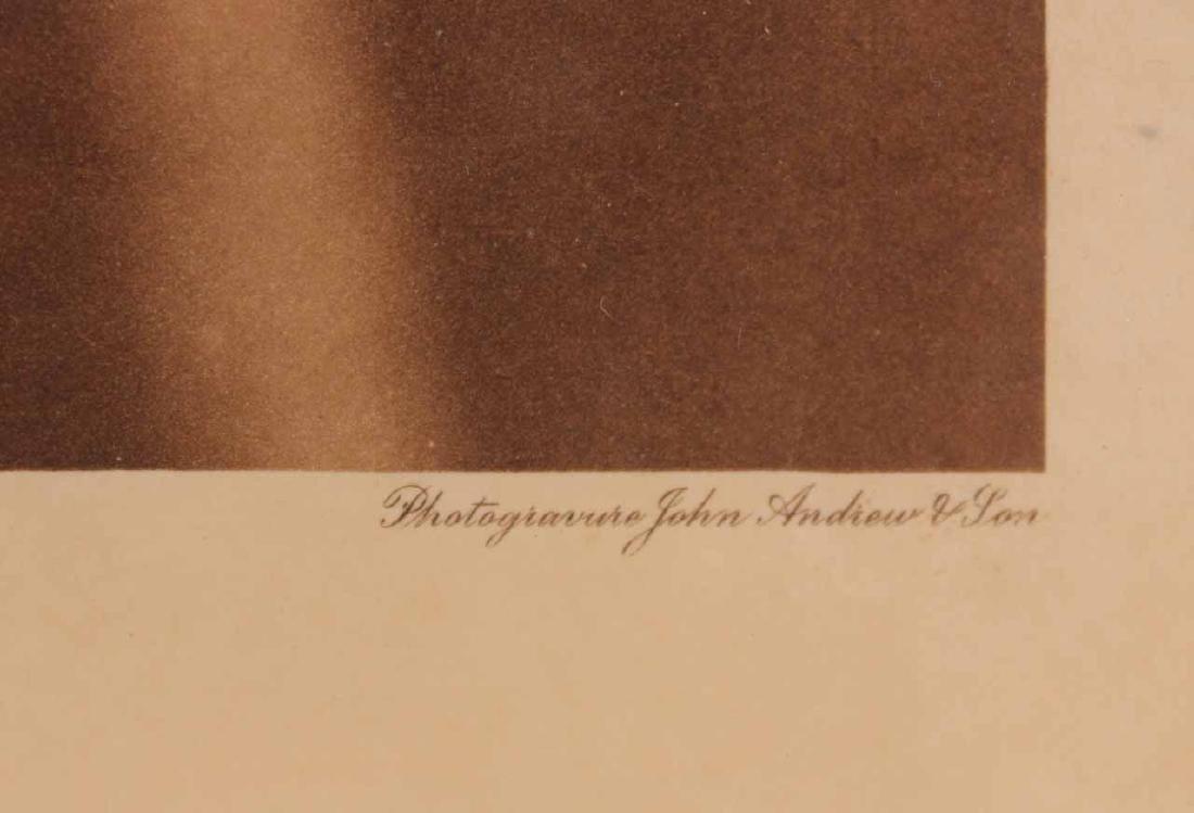 Print, Edward Sheriff Curtis, Native American - 5