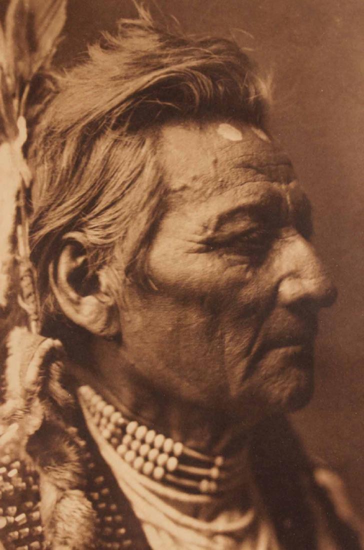 Print, Edward Sheriff Curtis, Native American - 6