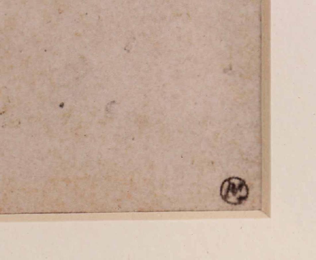 Two Prints, Albrecht Durer, Owl and Rabbit - 6
