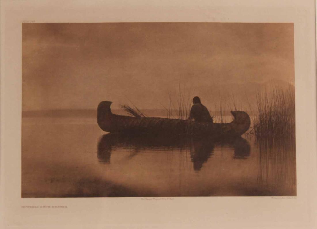 Print, Edward Curtis, Kutenai Duck Hunter - 2