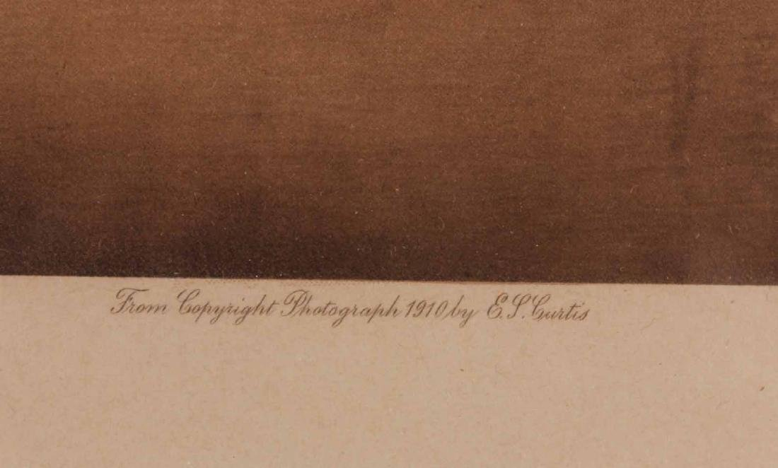 Print, Edward Curtis, Kutenai Duck Hunter - 4