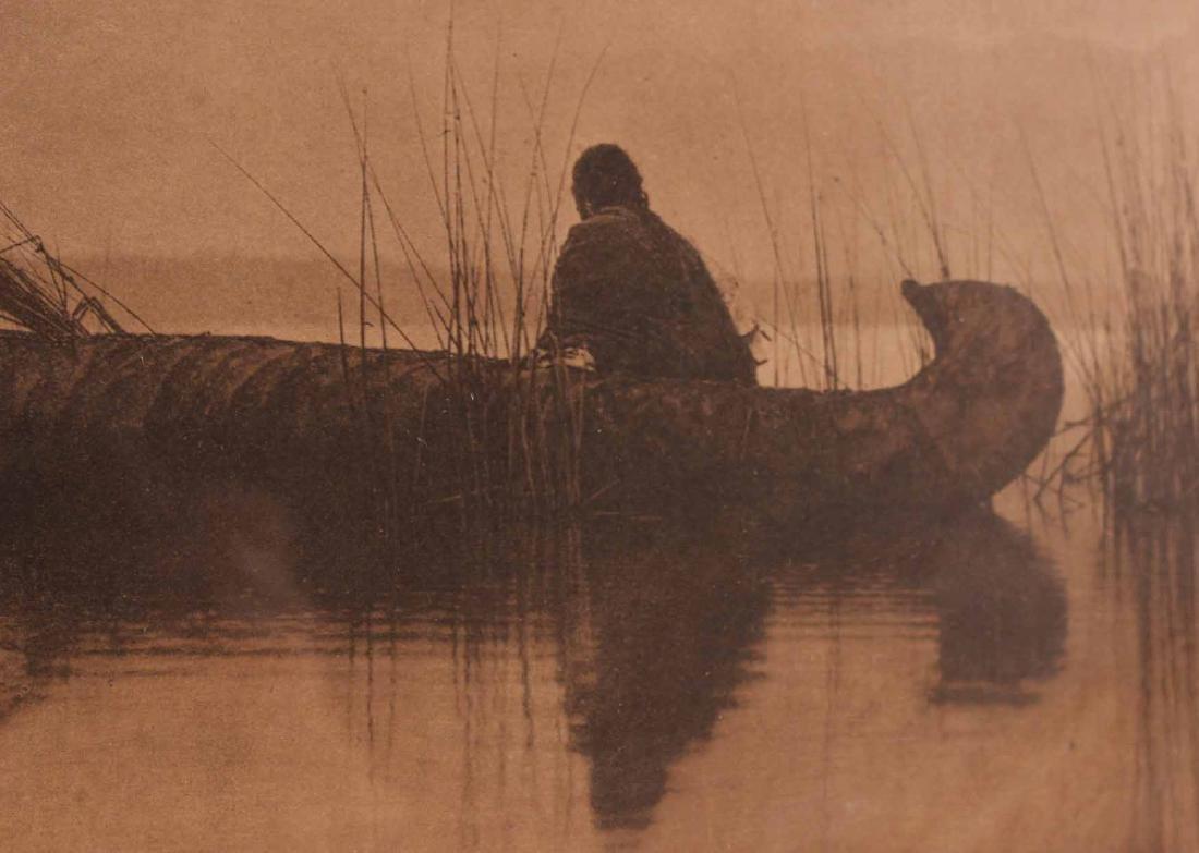 Print, Edward Curtis, Kutenai Duck Hunter - 6